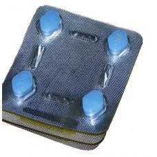 Дженерик Силденафил, 100 мг / 4 таблетки