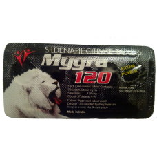 Дженерик  Mygra, 5 таб/120 мг