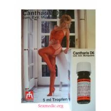 Cantharis D6, 5 мл